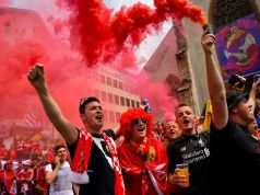 Rome security plan for Liverpool fans