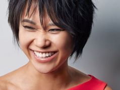 Yuja Wang performs at Accademia Santa Cecilia