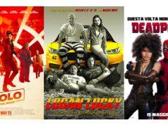 English language cinema in Rome 31 May-6 June