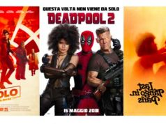 English language cinema in Rome 24-30 May