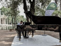 Villa Borghese Piano Day