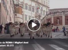 Bersaglieri in Rome