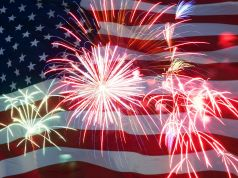 American University of Rome celebrates 4th July