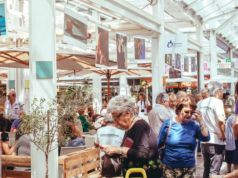 Open Day at Testaccio Market: World Oceans Day