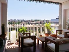 SERAFICO - VIA SIMONE MARTINI - 4 BEDROOM PANORAMIC FLAT