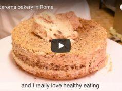 La Dolceroma bakery in Rome