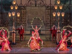 Sleeping Beauty ballet at Rome Opera House