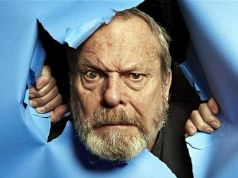 Terry Gilliam in person at Rome cinemas