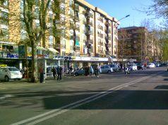 Magliana area