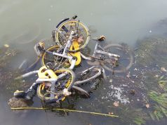 Obike bicycle sharing expected to leave Rome