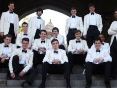 The Princeton Tigertones Sing a Cappella at John Cabot University