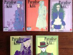 Paradise Kiss  Manga (comic) complete set