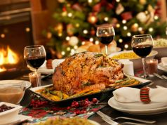 Commonwealth Club of Rome Christmas Dinner