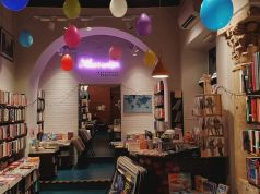 Rome's Otherwise bookshop celebrates one year