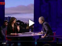 Rome's Mayor interview last night on TV (Part I)