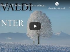 21 December. Winter by Antonio Vivaldi