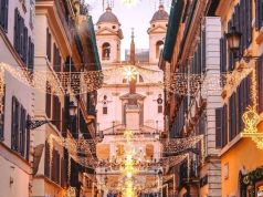 Best Christmas Markets in Rome
