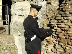Tourist removed brick from Colosseum as souvenir