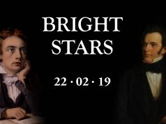 Bright Stars: Rome concert for Keats-Shelley House
