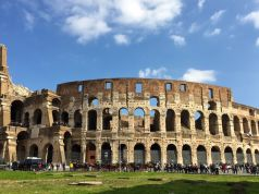 Rome upgrades green areas around Colosseum
