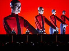 Kraftwerk concerts in Rome's Ostia Antica