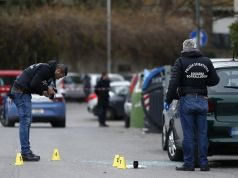 Man gunned down outside Rome playschool