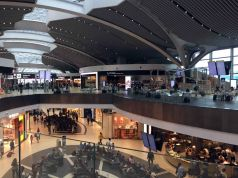 Record year for Rome's Fiumicino airport
