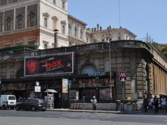Rome's Cinema Barberini closed due to rats