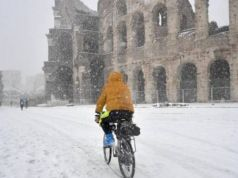 Rome downplays risk of snow