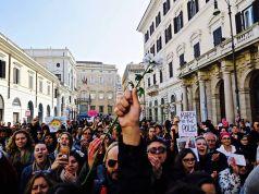 Women's March Rome 2019