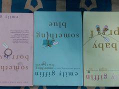 3 English paperback books