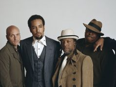 Ben Harper and the Innocent Criminals in Rome