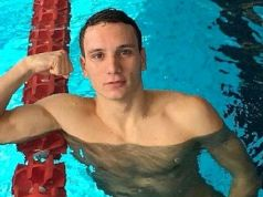 Swimmer paralysed after being shot in Rome
