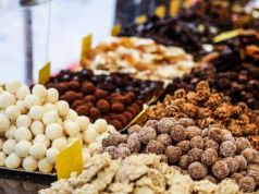 Artisan chocolate festival in Rome