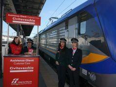 New express train from Civitavecchia to Rome