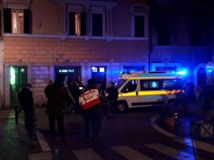 Rome football violence in Monti, four stabbed