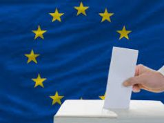 EU citizens vote in European elections in Rome