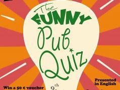 The FUNNY PUB QUIZ - 9th edition - 28/3/19