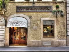 Antico Caffè Greco: Rome's oldest coffee bar
