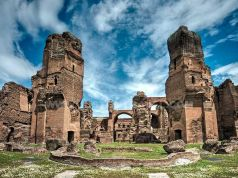 Free open days at Rome's Baths of Caracalla