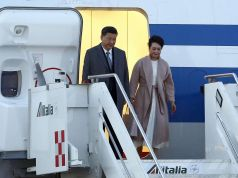 Rome closes Colosseum during Chinese state visit