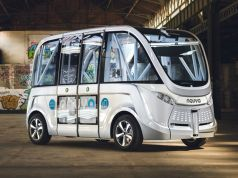 Rome tests driverless buses