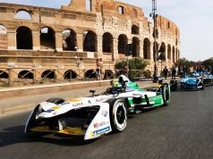 Formula E returns to Rome