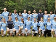 Gaelic football in Rome