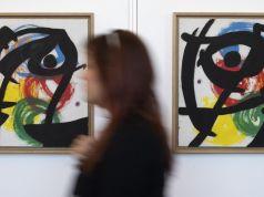 Miró exhibition in Rome