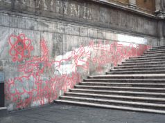 Keith Haring's lost Rome murals