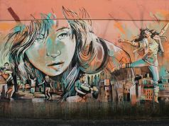 Muri Scuri street art tours and live painting in Rome