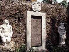 The curious tale of Rome's Magic Portal