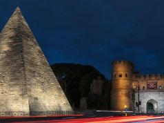 Rome's Pyramid of Cestius and how to visit
