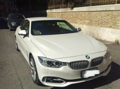 BMW 428i Convertible for Sale - CD plates